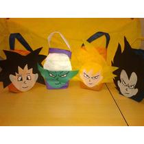 Bositas De Cumpleaños De Dragon Ball