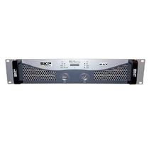 Potencia Amplificador Skp Max 420 400 W Rms 200 + 200 Watts