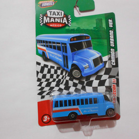 Fermar4020 *camion Urbano Veracruz* T-19 #11 1:64 Taximania