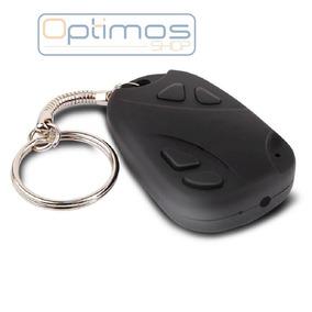 Chaveiro Espião Micro-câmera E Filmadora Car Keys 808