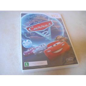 Carros 2 Wii - Disney - Frete Grátis Lacrado!!!