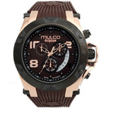 Reloj Mulco Kripton Cronómetro Hombre Mujer Mw5-2029-035