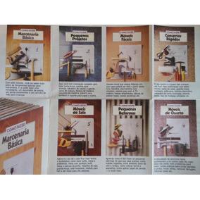 Coleção Como Fazer 10 Volumes- Editora Globo