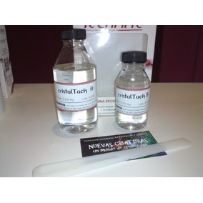 Resina Epoxi Cristal X 300gr