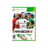 Fifa 12 Xbox Nuevo Sellado