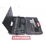 Caja Herramienta Mecanica Craftsman 230 Pzas Envio Gratis!!!