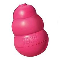Kong Puppy Squeaker Para Cachorros Con Sonido Goma, Suave M