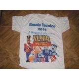 Camisa Da Escola De Samba União Da Ilha 2014