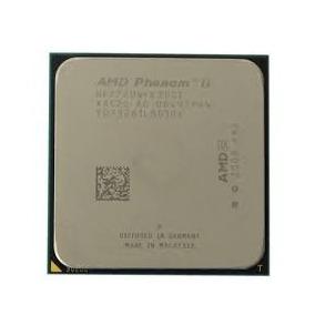 Phenom Ii 2 X3 720 2.8ghz Socket Am3 Tricore Black +garantia