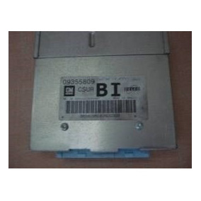 Modulo Injeção Gm Corsa 1.6 Mpfi - 09355809 Csur Bi