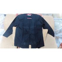 Conjunto De Vestir Saco, Blusa Y Falda Con Gran Estilo