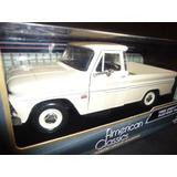 1966 Chevrolet C 10 Chevy Igual A La Argentina Motormax 1/24