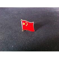 Pin Da Bandeira Da China