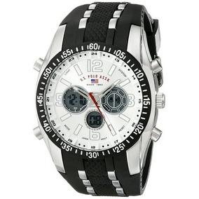 Ee.uu. Polo Assn. Reloj Del Deporte De Los Hombres Us9061