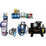Lava Rapido Equipamentos Kit Completo Porte Medio