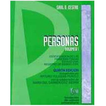 Personas - Saúl Cestau - Volumen 1 - Sexta Edición - Fcu