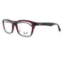 Gafas Ray Ban Gafas Rx 5267f 5055 Marrón 53mm