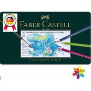 Lapices Faber Castell Albrecht Durer X 36 Acuarelables