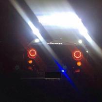 Faro Unidad Principal Jeep Wrangler Jk Hummer Fj Rubicon 7in