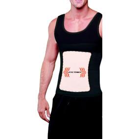 Camiseta Faja Modeladora Magnetica Triple Accion Caballero