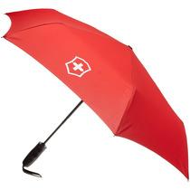 Paraguas - Victorinox - Accesorios De Viaje 3.0 - Rojo