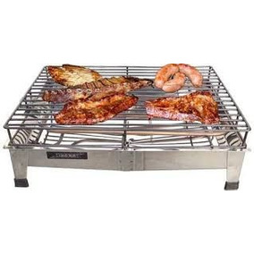 Parrilla Electrica Rectangular 7kg.comida Saludable Milhogar