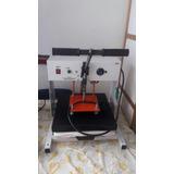Máquina De Estampa Tecido Chinelo