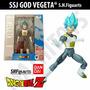 Dragon Ball Z Super Saiyan Vegeta God Sh Figuarts En Stock