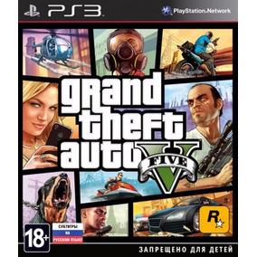 Envio Imediato! Gta 5 V Ps3 Grand Theft Auto Cod Psn