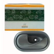 Puxador Interno Esq Da Porta Preto Logan/sandero(7200733848)