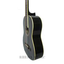 Guitarra Acustica Clasica Jacob Negras Nuevas Importadas
