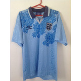 Camiseta De La Selección De Inglaterra 95 Umbro + Short