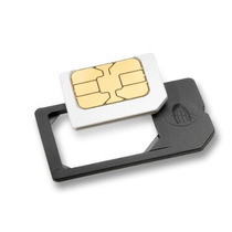 Adaptador Microsim A Sim-para Micro Sim Chip Iphone Ipad