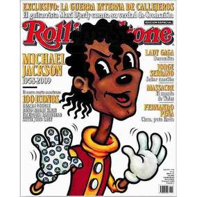 Michael Jackson Revista Rolling Stones Una Tapa Con Historia