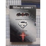 Superman Batman Constantine Dvd Box Set