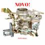 Carburador Novo Chevette Marajo 1.6 Simples Alcool Solex