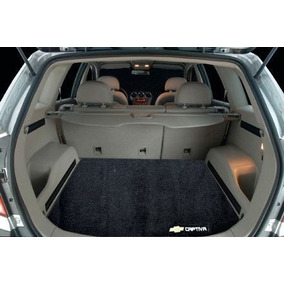 Mitsubishi Pajero Tr4 - Tapete Porta Malas Carpete