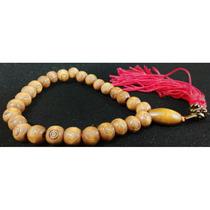 Pulseira Japamala Indiano 27 Contas Rosário Oriental Amulet