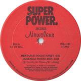 Newcleus 12 Single Huxtable House Party Importado