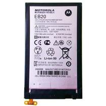 Bateria Pila Eb20 Motorola Razr Xt910 Xt912 100% Nueva
