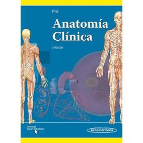 !envio Gratis! Anatomía Clínica De Pro !nuevos!