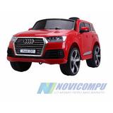 Carro A Batería Y Control Remoto Para Niñoos Audi Q7