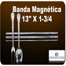 Barra Magnética Porta-cubiertos 13