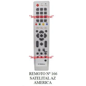 Control Remoto Canalera Satelital Az America Compre Original