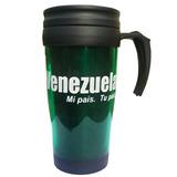 Vaso Térmico Cooler / Modelo Venezuela Mi País Tu País