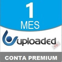 Conta Premium Uploaded 30 Dias Direto Do Site Oficial