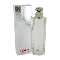 Perfume Tous Silver 90 Ml Dama,original