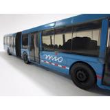 Cali Bus Mio Metalico Servicio Publico De Coleccion 31 Cm *