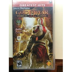Juego Playstation Portable Psp Original - God Of War