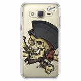 Capa Case Capinha Samsung J5-piratas 4